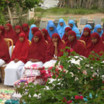 Midwives graduate 2009