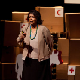 Edna's TEDx Video now available