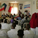 Somaliland ministers of Health, Labor