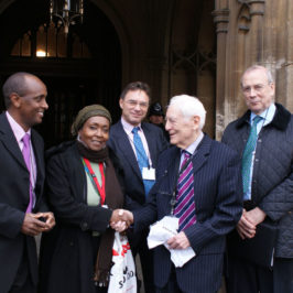 Edna Lobbies London for Somaliland