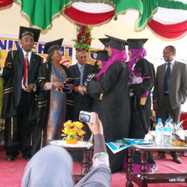 21 Midwives Awarded Bachelor of Science Degrees