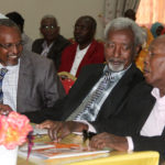 Guests included the former Minister of Health and other dignitaries