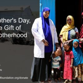 On Mothers Day Help us Help Mothers