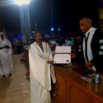 Edna is Awarded Doctor of Health Sciences by AHFAD University at Khartoum, Sudan.